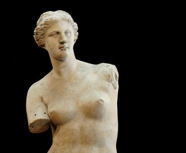 Venus fr. Milo, Louvren
