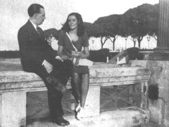 Borges och Estela Canto. Wikipedia. Förlaget Tranan