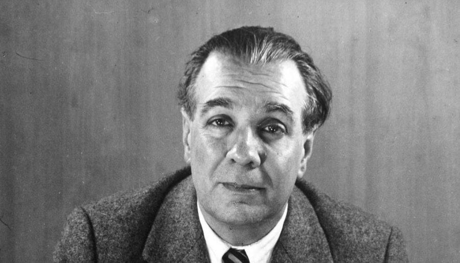 Jorge Luis Borges under åren 1945–1970Läs förordet till Borges II
