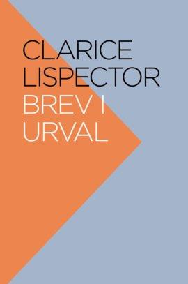 Clarice Lispector – Brev i urval (omslag)