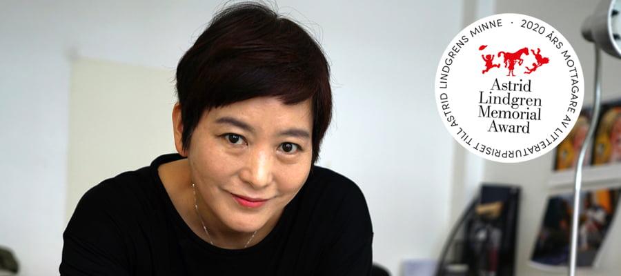 Baek Heena är årets ALMA-pristagare!