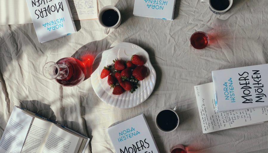 Läs Modersmjölken i er bokcirkel – frågor, fördjupning och ett generöst erbjudande